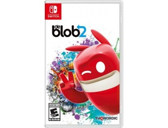 67% off De Blob 2 - Nintendo Switch