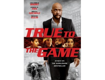 75% off True to the Game (DVD)