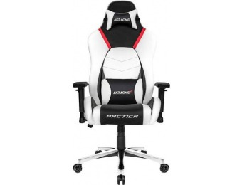 47% off AKRACING Masters Series Premium Gaming Chair - Arctica