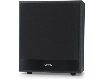 $270 off Infinity Reference SUB R10 200W Powered Subwoofer