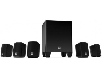 50% off JBL Cinema 510 5.1 Speaker System