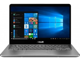 "$250 off ASUS 2-in-1 14"" Touch-Screen Laptop"