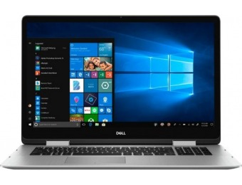 "$400 off Dell Inspiron 2-in-1 17.3"" Touch-Screen Laptop"