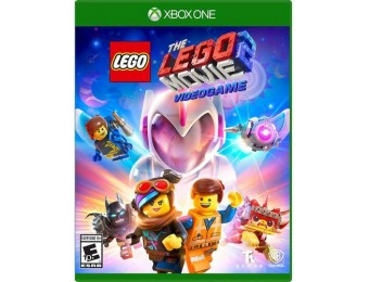 75% off The LEGO Movie 2 Videogame - Xbox One