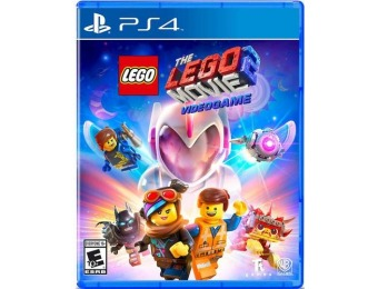 70% off The LEGO Movie 2 Videogame - PlayStation 4