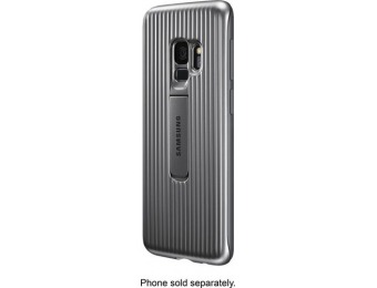 $20 off Samsung Rugged Protective Cover for Samsung Galaxy S9