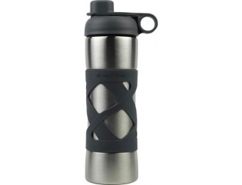 50% off Aquasana 18-Oz. Water Filter Thermal Flask - Charcoal