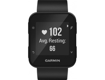 $110 off Garmin Forerunner 35 GPS Watch
