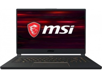"$699 off MSI 15.6"" Gaming Laptop - Core i7, 16GB, RTX 2060, SSD"