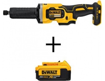 "$130 off DeWalt Cordless Brushless 1-1/2"" Variable Speed Die Grinder"