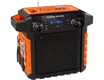 $100 off ION Audio Garage Rocker Portable Bluetooth Speaker