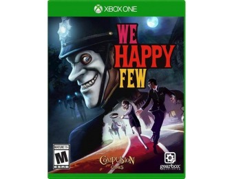 75% off We Happy Few - Xbox One