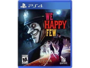 75% off We Happy Few - PlayStation 4