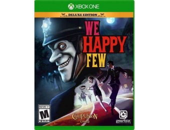 70% off We Happy Few Deluxe Edition - Xbox One