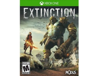 83% off Extinction - Xbox One