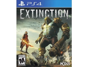 75% off Extinction - PlayStation 4