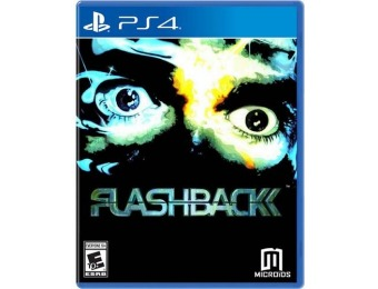 33% off Flashback - PlayStation 4