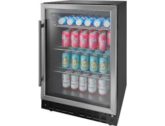 $250 off Insignia 165-Can Built-In Beverage Cooler