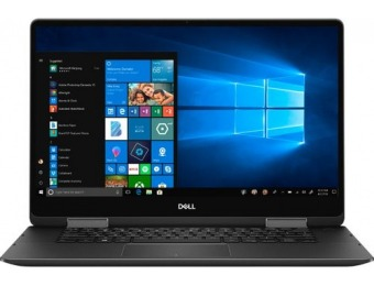 "$500 off Dell Inspiron 2-in-1 15.6"" 4K Ultra HD Touch-Screen Laptop"