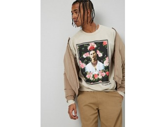 50% off Frida Kahlo Graphic Sweatshirt