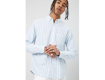 50% off Striped Pocket Shirt