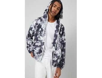 50% off Hooded Cloud Wash Windbreaker