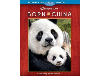 54% off Disneynature: Born in China (Blu-ray/DVD)