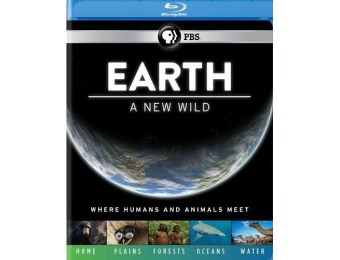 28% off Earth: A New Wild (Blu-ray)