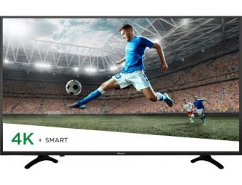 "$200 off Hisense 65"" LED H8E Series Smart 4K UHD TV"