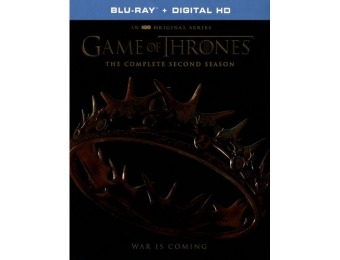 76% off Game of Thrones: The Complete Second Season (Blu-ray)
