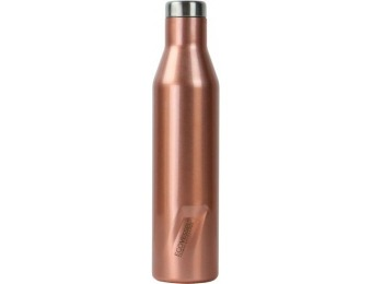 50% off EcoVessel ASPEN 25-Oz Wine & Water Bottle - Rose Gold
