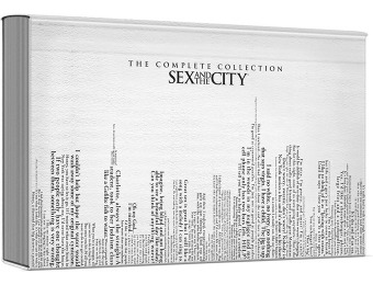 $106 off Sex & The City: The Complete Deluxe Collection DVD