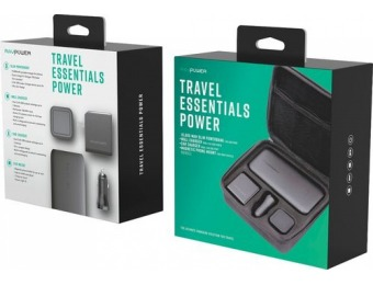 40% off RAVPower Travel Essentials 10,000 mAh Micro USB Charger