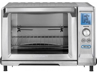 $100 off Cuisinart Convection Toaster/Pizza Oven - Stainless Steel