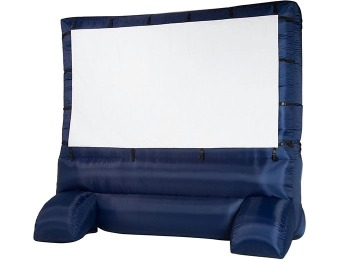 $180 off 12' Inflatable Widescreen Airblown Deluxe Movie Screen