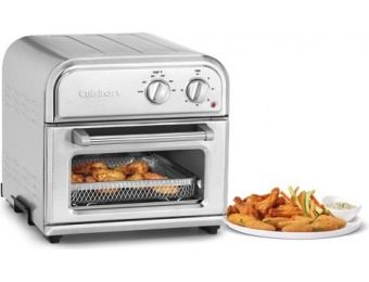 $20 off Cuisinart Compact AirFry Stainless Steel Air Fryer