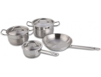 $430 off BergHOFF Hotel Line 7pc Cookware Set