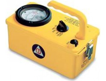 75% off U.S. Military Surplus Portable Radiation Detector