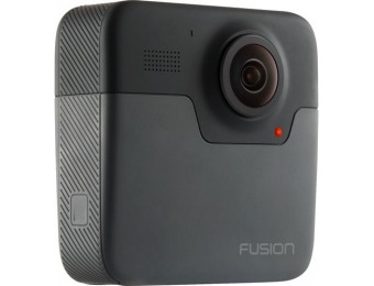 $400 off GoPro Fusion 360-Degree Digital Camera