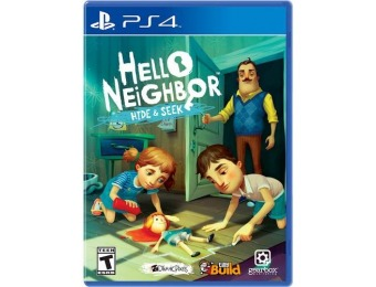 50% off Hello Neighbor: Hide & Seek - PlayStation 4
