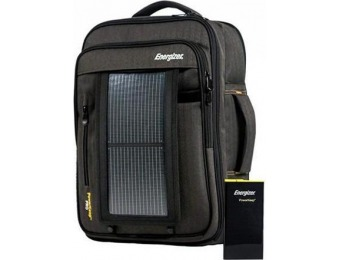 $129 off Energizer Charcoal Powerkeep Solar Pro Executive Pack