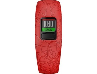 $30 off Garmin vívofit jr. 2 Activity Tracker for Kids - Marvel Spider-Man