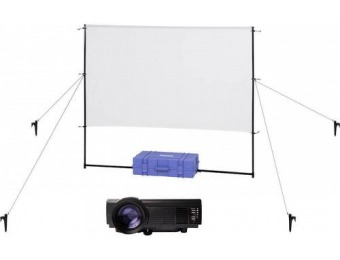 $150 off Mr. Drive In Complete Outdoor Home Theater