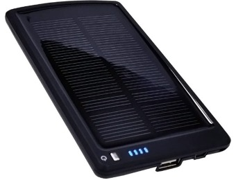 $40 off Opteka BP-SC4000 Solar Powered 4000mAh Backup Battery