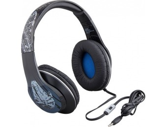 56% off eKids Star Wars Millennium Falcon Headphones