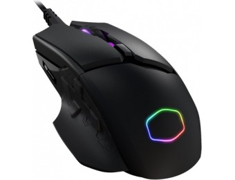 $30 off Cooler Master MM830 Optical Gaming Mouse with RGB