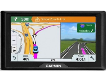 "$70 off Garmin Drive 61 LMT-S 6.1"" GPS with Lifetime Updates"