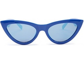 83% off Pointed Cat-Eye Sunglasses