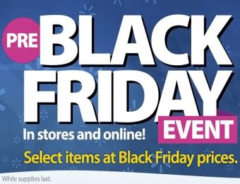 Walmart Pre-Black Friday Event - Select items at Black Friday prices