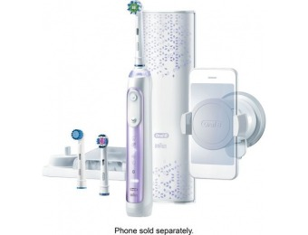 $135 off Oral-B Genius Pro 8000 Connected Toothbrush